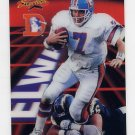 1994 Sportflics Football #181 John Elway - Denver Broncos