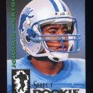 1994 Select Football #209 Johnnie Morton RC - Detroit Lions