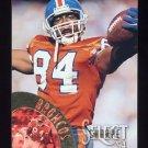 1994 Select Football #034 Shannon Sharpe - Denver Broncos