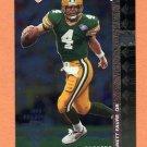 1994 SP Die Cuts #163 Brett Favre - Green Bay Packers