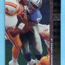 1994 SP Football #156 Broderick Thomas - Detroit Lions