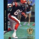 1994 SP Football #016 Darnay Scott FOIL RC - Cincinnati Bengals