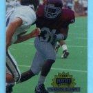 1994 Playoff Football #334 Aaron Glenn RC - New York Jets