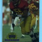 1994 Playoff Football #316 Willie McGinest RC - New England Patriots