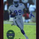1994 Playoff Football #139 Brian Blades - Seattle Seahawks