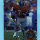 1994 Playoff Football #043 John Elway - Denver Broncos Vg