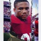 1994 Pinnacle Football #207 Greg Hill RC - Kansas City Chiefs