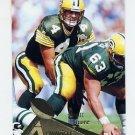 1994 Pinnacle Football #036 Brett Favre - Green Bay Packers
