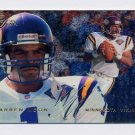 1995 Flair Football #117 Warren Moon - Minnesota Vikings