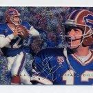 1995 Flair Football #019 Jim Kelly - Buffalo Bills