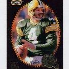 1996 Summit Football #063 Brett Favre - Green Bay Packers Ex