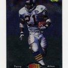 1994 Images Football #080 Terry Allen - Minnesota Vikings