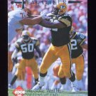 1994 Excalibur Football #25 Reggie White - Green Bay Packers