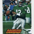 1994 Collector's Edge Silver #155 Randall Cunningham - Philadelphia Eagles