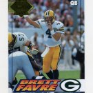 1994 Collector's Edge Gold #071 Brett Favre - Green Bay Packers
