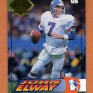 1994 Collector's Edge Gold #051 John Elway - Denver Broncos