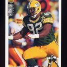 1994 Collector's Choice Football #237 Reggie White - Green Bay Packers