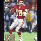 1994 Collector's Choice Football #036 Joe Montana - Kansas City Chiefs