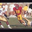 1994 Classic Four Sport Football #106 Jason Sehorn - New York Giants