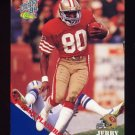 1994 Classic Football #100 Jerry Rice - San Francisco 49ers