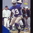 1994 Classic Football #093 Isaac Bruce - Los Angeles Rams