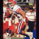 1994 Classic Football #002 Trent Dilfer - Tampa Bay Buccaneers Ex