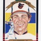1985 Donruss Baseball #014 Cal Ripken DK - Baltimore Orioles