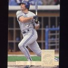 1994 Donruss Special Edition #24 Paul Molitor - Toronto Blue Jays