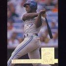 1994 Donruss Special Edition #19 Rickey Henderson - Toronto Blue Jays