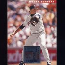 1996 Donruss Baseball #539 Roger Clemens - Boston Red Sox