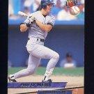 1993 Ultra Baseball #599 Paul O'Neill - New York Yankees