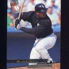 1993 Ultra Baseball #534 Bo Jackson - Chicago White Sox