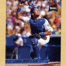 1993 Ultra Baseball #060 Mike Piazza - Los Angeles Dodgers