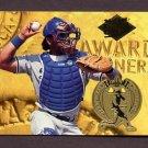 1994 Ultra Award Winners #25 Mike Piazza - Los Angeles Dodgers