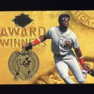1994 Ultra Award Winners #15 Barry Bonds - San Francisco Giants