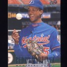 1996 Ultra Baseball #233 Pedro Martinez - Montreal Expos