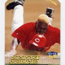 2000 Ultra Gold Medallion #031 Dmitri Young - Cincinnati Reds