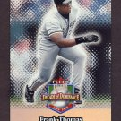 2001 Ultra Decade Of Dominance #08 Frank Thomas - Chicago White Sox