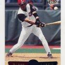 2002 Ultra Baseball #095 Barry Larkin - Cincinnati Reds
