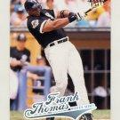 2004 Ultra Baseball #019 Frank Thomas - Chicago White Sox