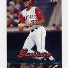 2006 Ultra Baseball #001 Vladimir Guerrero - Los Angeles Angels