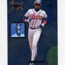 1995 SP Special FX #28 Fred McGriff - Atlanta Braves