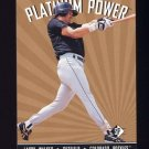 1995 SP Platinum Power #PP07 Larry Walker - Colorado Rockies