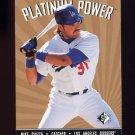 1995 SP Platinum Power #PP06 Mike Piazza - Los Angeles Dodgers