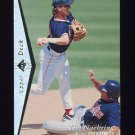 1995 SP Silver #124 Tim Naehring - Boston Red Sox