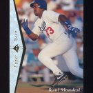 1995 SP Silver #065 Raul Mondesi - Los Angeles Dodgers