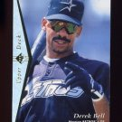 1995 SP Silver #064 Derek Bell - Houston Astros