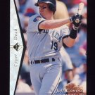 1995 SP Silver #053 Jeff Conine - Florida Marlins