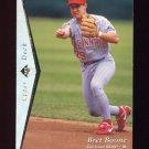 1995 SP Silver #044 Bret Boone - Cincinnati Reds