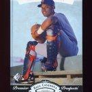 1995 SP Silver #020 Raul Casanova RC - San Diego Padres